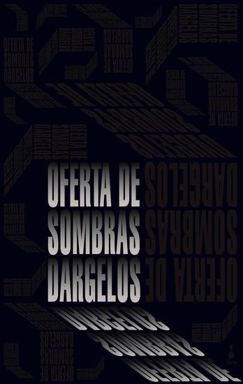 Oferta de sombras - cover