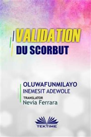 Validation Du Scorbut - cover