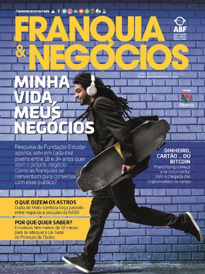 Revista Franquia & Negócios Ed 81 - Minha Vida Meus Negócios - cover