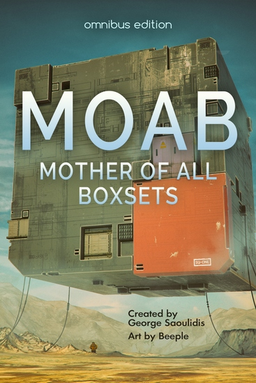 MOAB - Mother Of All Boxsets - cover