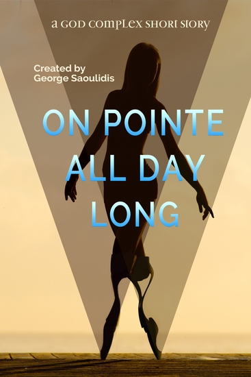 On Pointe All Day Long - cover