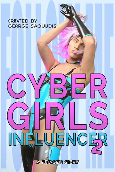 Cyber Girls - Influencer 2 - cover