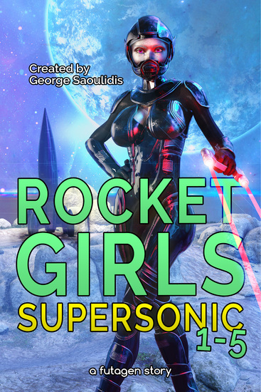 Rocket Girls - Supersonic 1-5 - cover