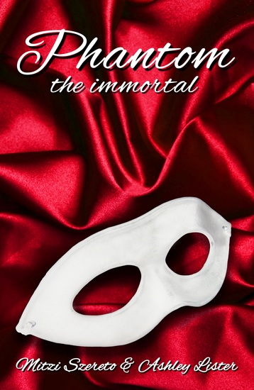 Phantom: The Immortal - cover
