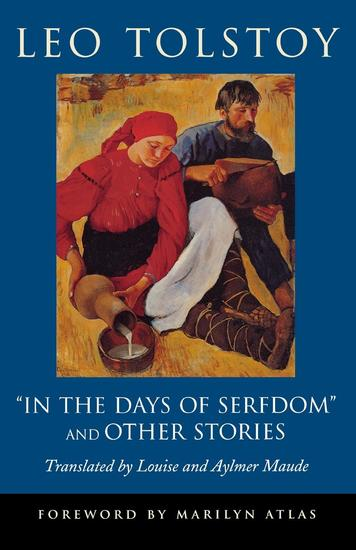 """""""In the Days of Serfdom"""" and Other Stories - cover"""