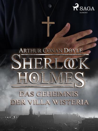 Das Geheimnis der Villa Wisteria - cover