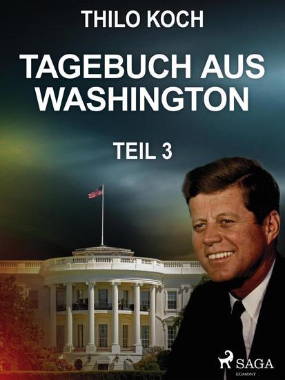 Tagebuch aus Washington 3 - cover