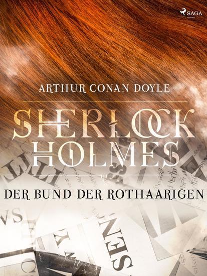 Der Bund der Rothaarigen - cover