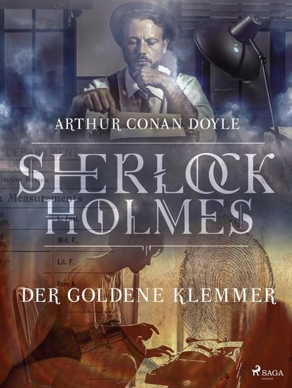 Der goldene Klemmer - cover