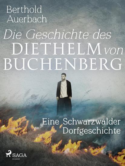 Die Geschichte des Diethelm von Buchenberg Eine Schwarzwälder Dorfgeschichte - cover