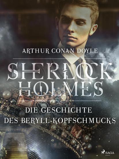 Die Geschichte des Beryll-Kopfschmucks - cover