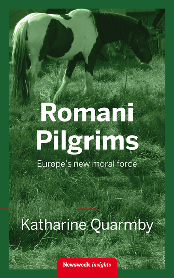 Romani Pilgrims - Europe's new moral force - cover