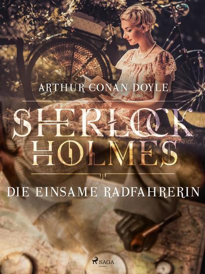 Die einsame Radfahrerin - cover