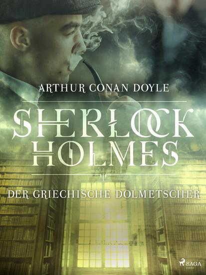 Der griechische Dolmetscher - cover