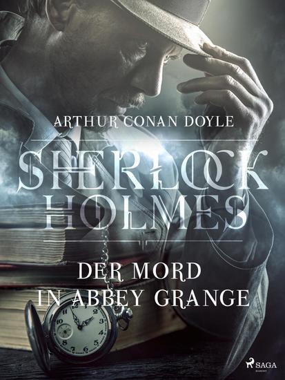 Der Mord in Abbey Grange - cover