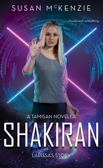 Shakiran: Larissa's Story - cover