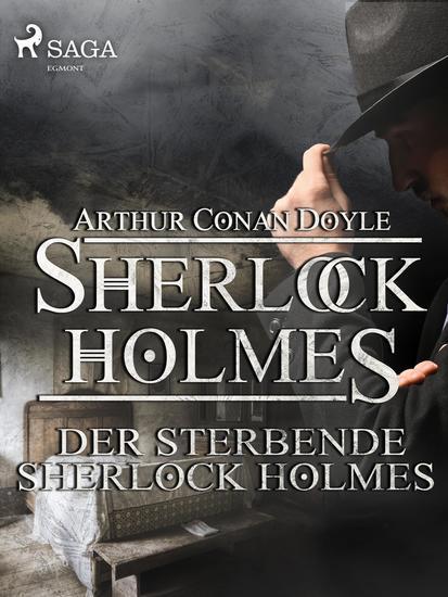 Der sterbende Sherlock Holmes - cover