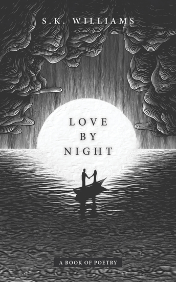 Love by Night - A Book of Poetry - cover