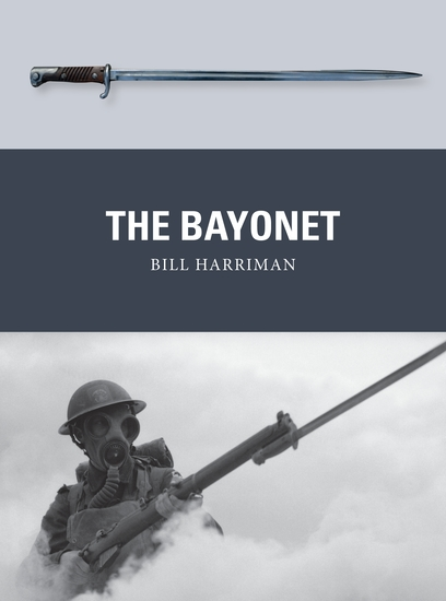 The Bayonet - cover