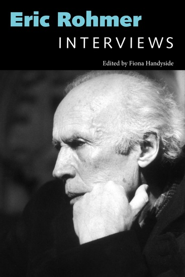 Eric Rohmer - Interviews - cover