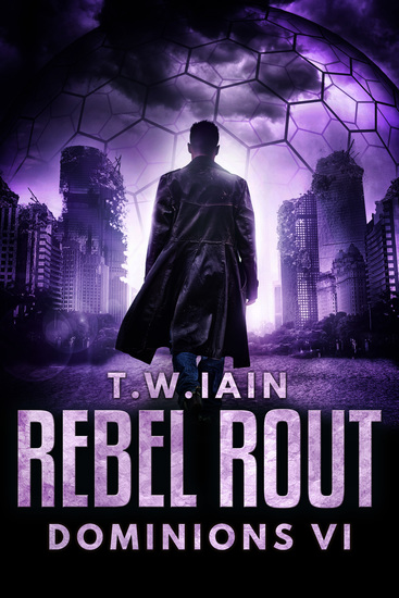 Rebel Rout - Dominions VI - cover