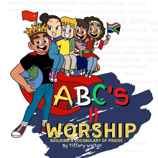 ABC'S II Worship Building A Vocabulary of Praise - cover