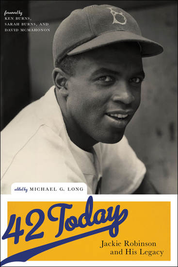42 Today - Jackie Robinson and His Legacy - cover