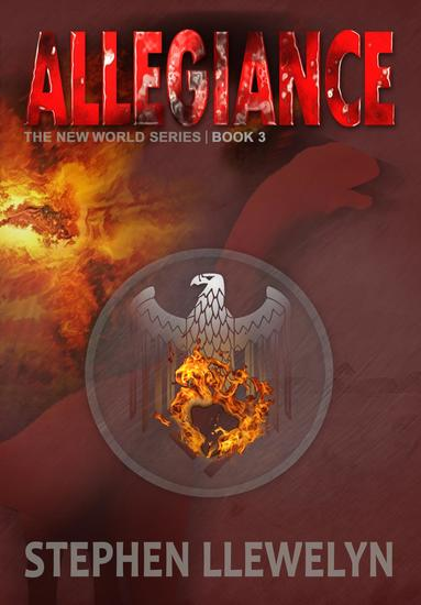 ALLEGIANCE - The New World Series Book Three - cover
