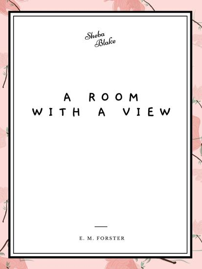 A Room With a View - cover