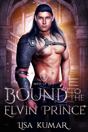 Bound to the Elvin Prince - cover