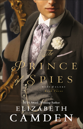The Prince of Spies (Hope and Glory Book #3) - cover