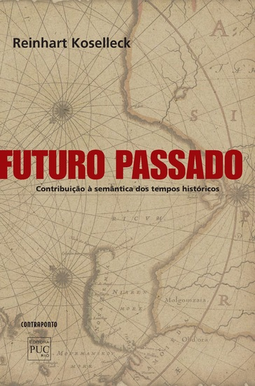 Futuro Passado - Contribuição à semântica dos tempos históricos - cover