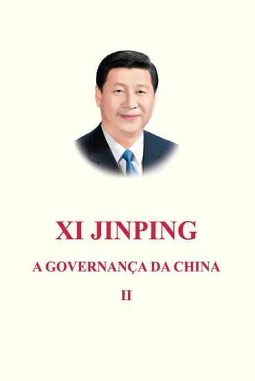 A governança da China Xi Jinping - VOL 2 - cover
