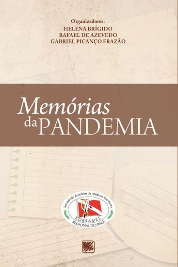 Memórias da Pandemia - cover