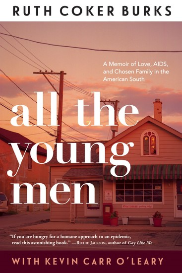 All The Young Men - cover