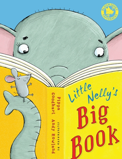 Little Nelly's Big Book - cover