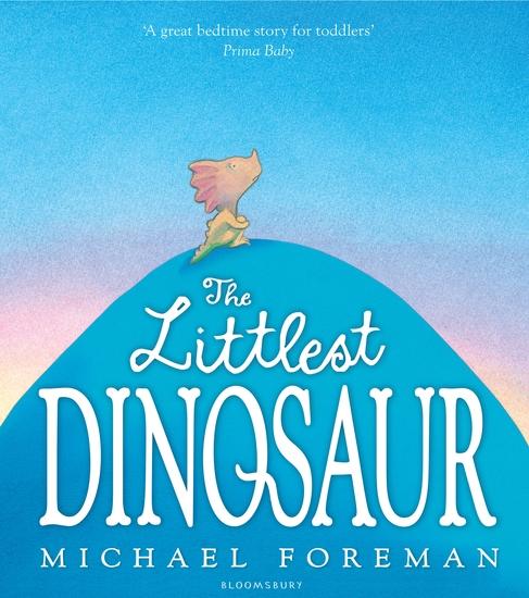The Littlest Dinosaur - cover