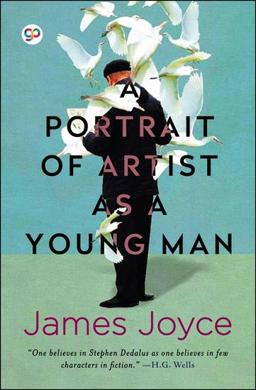 A Portrait of Artist as a Young Man - cover