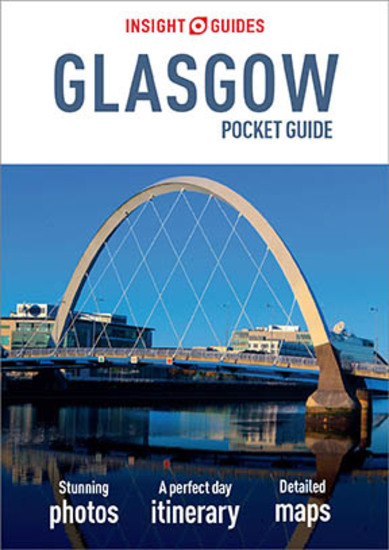 Insight Guides Pocket Glasgow (Travel Guide eBook) - cover