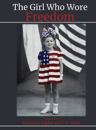 The Girl Who Wore Freedom - cover