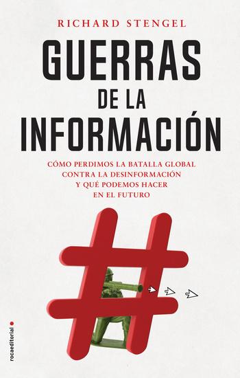 Guerras de la información - cover
