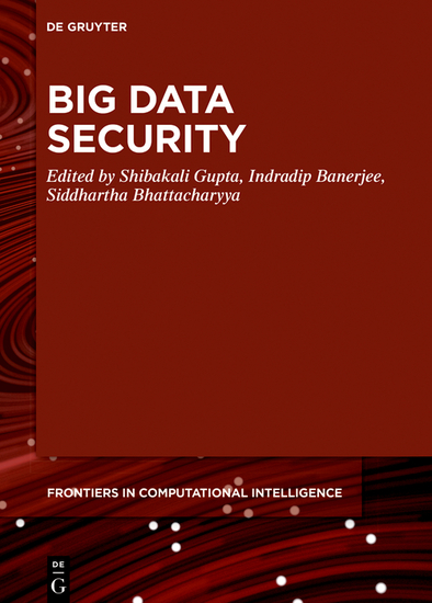 Big Data Security - cover