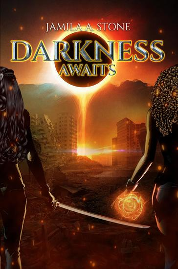 Darkness Awaits - cover