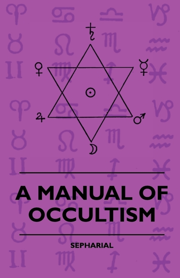 A Manual Of Occultism - cover