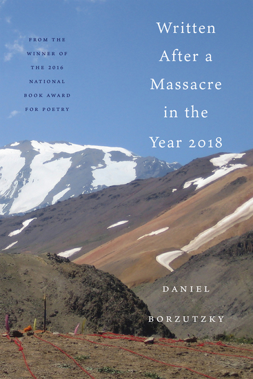 Written After a Massacre in the Year 2018 - cover