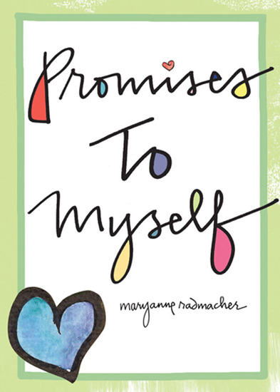 Promises to Myself - (Self-Esteem Empowerment for Women and Teen Girls Gift for Girls and Women) - cover