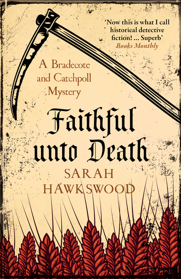 Faithful Unto Death - The page-turning mediaeval mystery series - cover