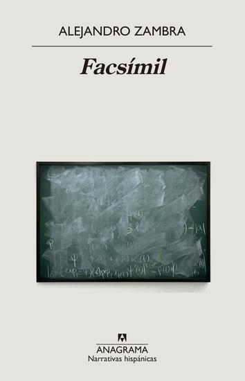 Facsímil - cover