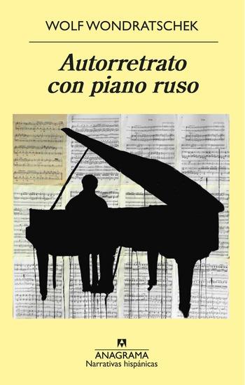 Autorretrato con piano ruso - cover