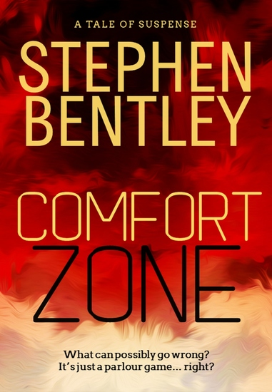 Comfort Zone - A Tale of Suspense - cover